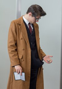 Cosplay-Cover: 10ter Doctor