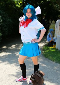 Cosplay-Cover: Chidori Kaname (Sommeruniform)