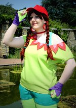 Cosplay-Cover: Floramon ~ Gijinka