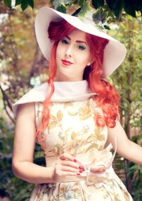 Cosplay-Cover: Poison Ivy Vintage