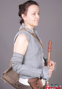 Cosplay-Cover: Rey (Die letzten Jedi)