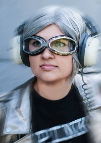 Cosplay-Cover: Quicksilver Genderbend