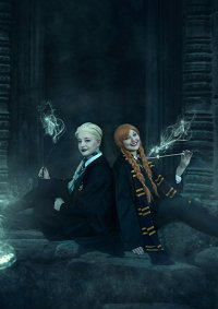 Cosplay-Cover: Anna von Arendelle Harry Potter Crossover