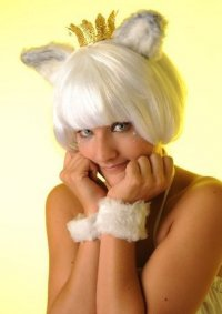 Cosplay-Cover: Snowfox Princess