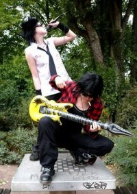 Cosplay-Cover: Hyde [ Rock Festival 2003 ]