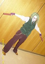 Cosplay-Cover: Joker (2008)