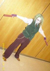 Cosplay-Cover: Joker (2008)