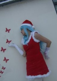 Cosplay-Cover: Dorothea-Weihnachtsfee