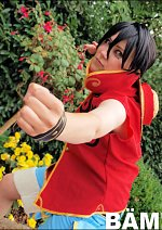 Cosplay-Cover: Monkey D. Luffy [Unlimited Adventure]
