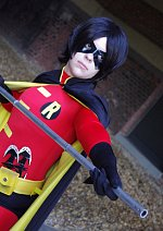 Cosplay-Cover: Robin (Tim Drake)