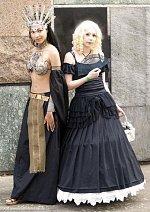 Cosplay-Cover: claudia (interview mit einem vampir)