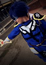 Cosplay-Cover: Meta-Knight [Gijinka]