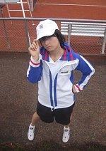 Cosplay-Cover: Echizen Ryoma