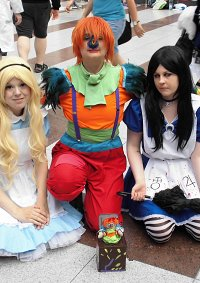 Cosplay-Cover: Rainbow Laughing Jack (Fan Version)
