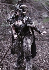 Cosplay-Cover: Battleworn Warrior Faun