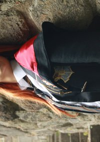 Cosplay-Cover: Ginny Weasley Fanversion