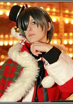 Cosplay-Cover: Ciel Phantomhive (Christmas Version)