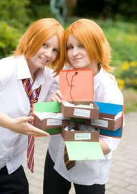 Cosplay-Cover: Fred Weasley (Summer in Hogwarts)