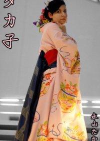 Cosplay-Cover: Takako 🏮 永山毅