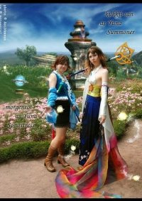 Cosplay-Cover: Yuna Songstress