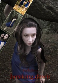 Cosplay-Cover: Bella Cullen - newborn (Breaking Dawn)