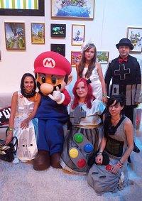 Cosplay-Cover: Super Nintendo