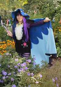 Cosplay-Cover: Twilight als Starswirl the Bearded
