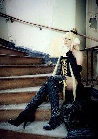 Cosplay-Cover: Freya [Black Queen]