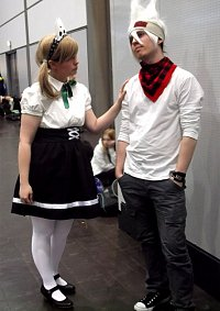 """Cosplay-Cover: Soul """"Eater"""" Evans"""