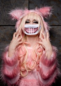 Cosplay-Cover: Cheshire Cat