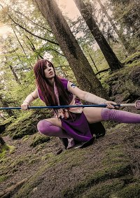Cosplay-Cover: Erza Scarlet - Robe of Yuen