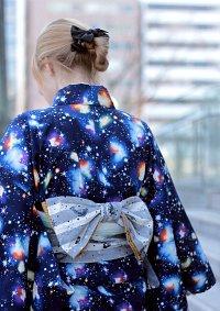 "Cosplay-Cover: Kimono ""Yuniba"""