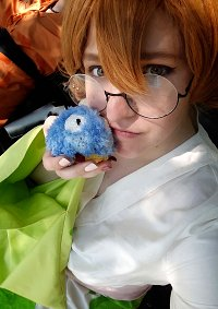 "Cosplay-Cover: Katie ""Pidge"" Holt"