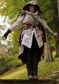 Cosplay-Cover: Ezio Auditore