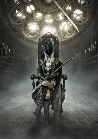 Cosplay-Cover: Lady Maria of the AstralClocktower