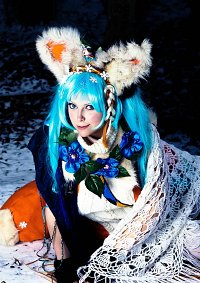 Cosplay-Cover: Miku [Snow Fox koha22]