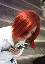 Cosplay-Cover: Moon Hee Jun (H.O.T) (Outside Castle) [White]