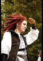 Cosplay-Cover: Axel [Port Royal]