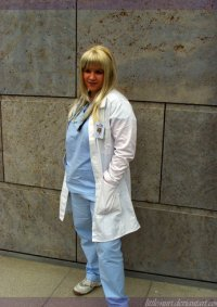 Cosplay-Cover: Isobel Stevens (Izzie)