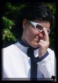 Cosplay-Cover: Takami Ichiro (Schuluniform)