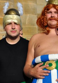 Cosplay-Cover: Asterix