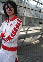 Cosplay-Cover: Kuchiki Rukia - Sportswear Artwork Version