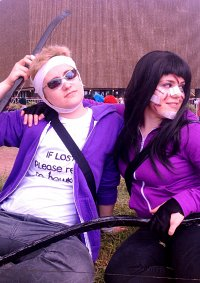 Cosplay-Cover: Kate Bishop/Hawkeye (!BeatUp)
