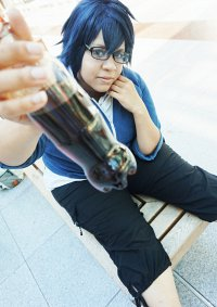 Cosplay-Cover: Fushimi Saruhiko [2 Years ago ]