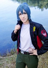 Cosplay-Cover: Alto Saotome