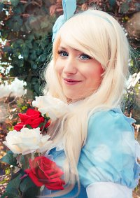 Cosplay-Cover: Alice im Wunderland