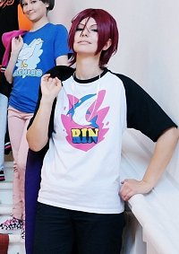Cosplay-Cover: Rin Matsuoka (Disco Version)