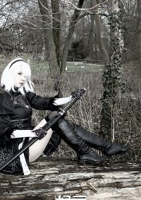 Cosplay-Cover: 2b Nier:Automata