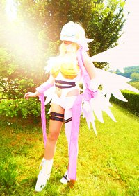 Cosplay-Cover: Angewomon