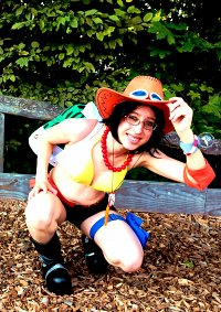 Cosplay-Cover: One Piece Puma D. Ace